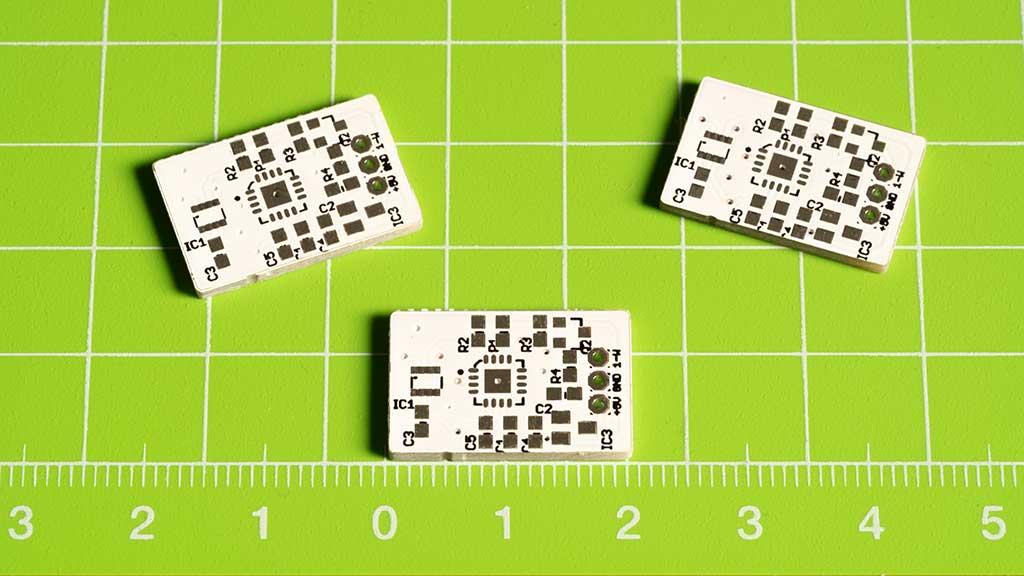 BME280 mit DS28E17 zum 1-Wire Sensor umbauen